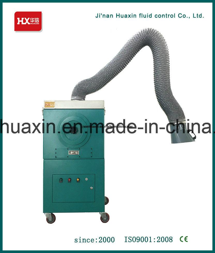 Portable/Mobile Welding Fume Extractor/Laser Smoke Cleaner/Welding Dust Collector
