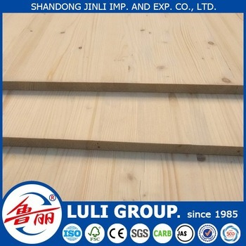 Finger Joint Laminated Board for Furniture