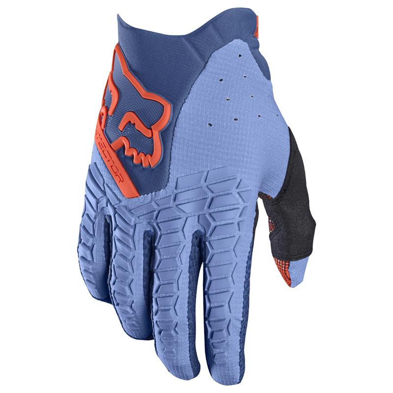 Light Blue off-Road Pawtector Gloves Bike Gloves motorcycle Gloves (MAG116)