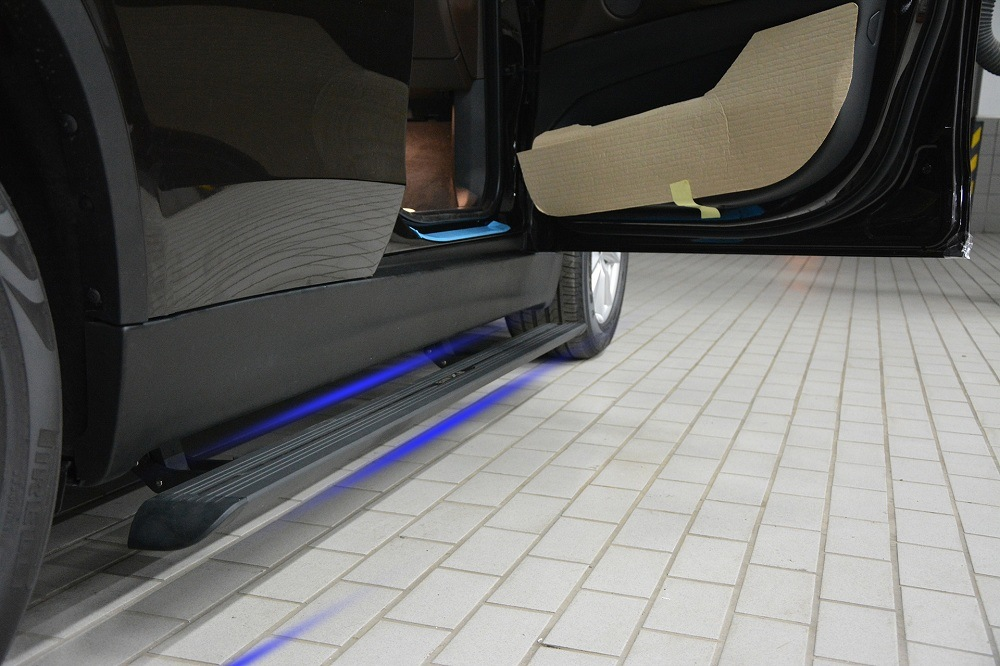 BMW X5 Auto Accessories Power Side Step/ Electric Running Board