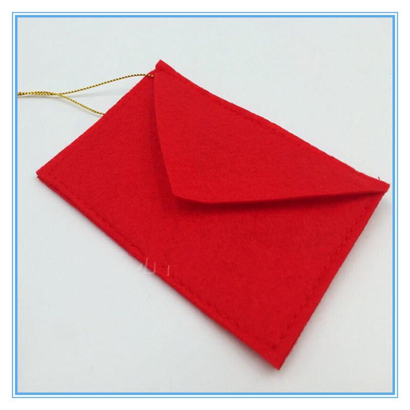 Christmas Decoration Christmas Tree Hang Non-Woven Fabric Envelopes