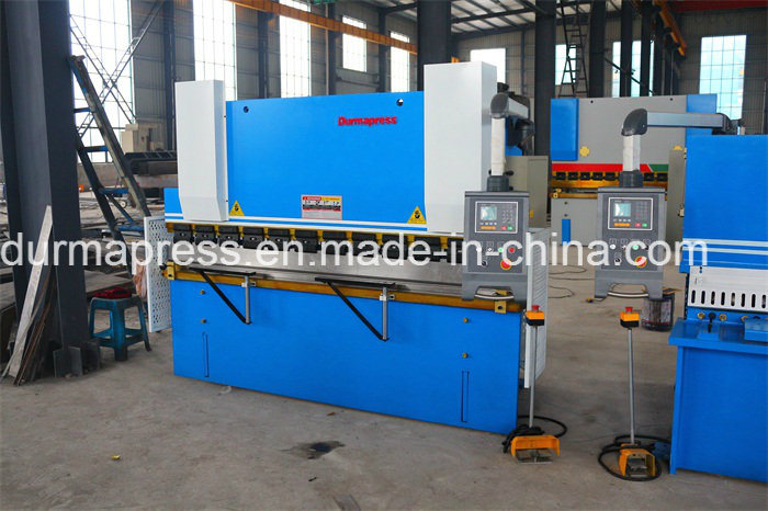 Wc67y-125t4000 Hydraulic Press Brake Machine for Stainless Steel Bending