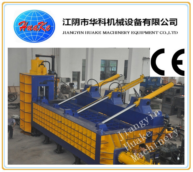 Powerful Combined Baler and Shear (500T-630T)