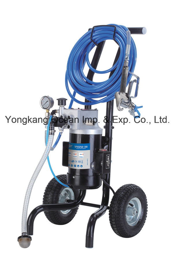 Hyvst Diaphragm Pump Airless Paint Sprayer Spx1250-310