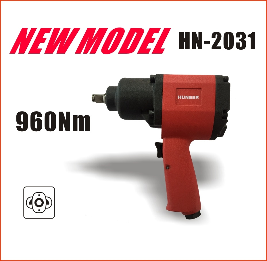 New Model Air Tools with 960nm Max Torque (HN-2031)