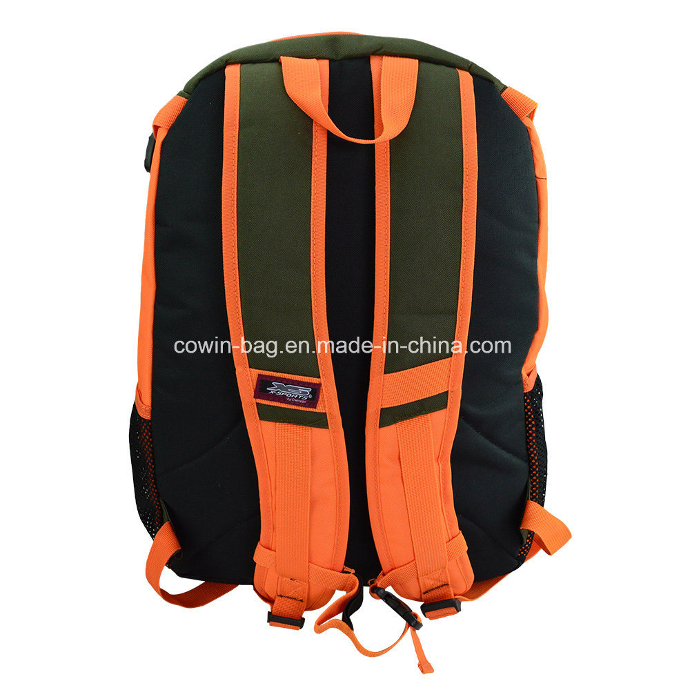 Classic Daily Causal 600d Light Weight Soft Backpack