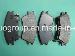 TS16949 Approved Brake Pads for Toyota Honda Nissan Misubishi Mazda Cars