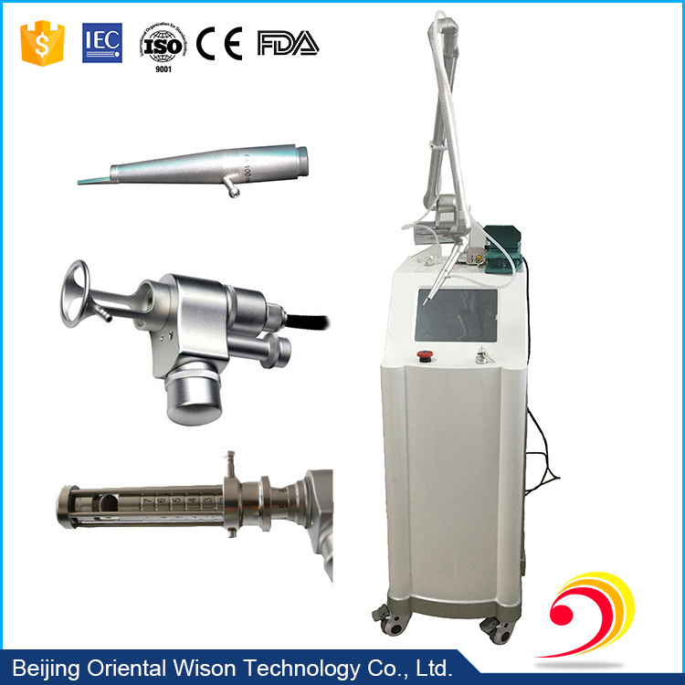 10600nm Fractional CO2 Laser Scars Removal Medical Machine