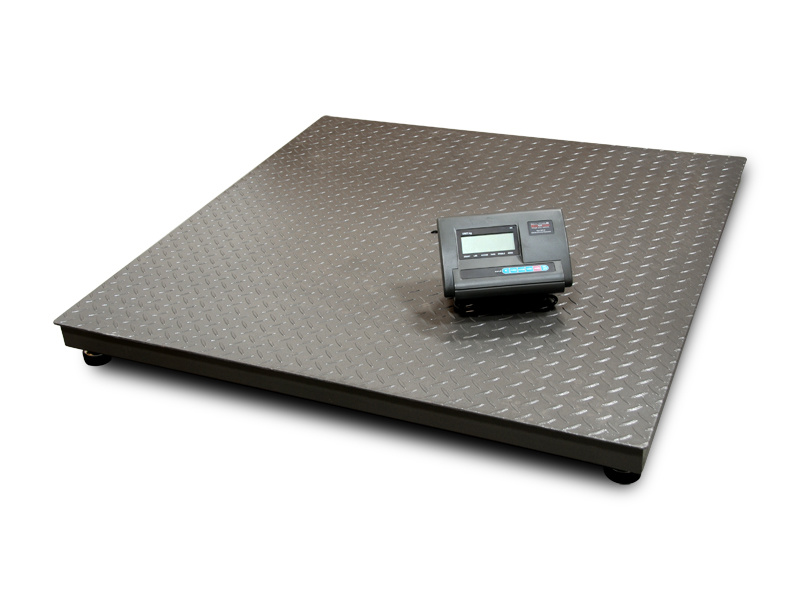 3t - 5t - Weighing Platform Floor Scale (V-I)