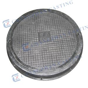 Composite Manhole Covers Non-Slip Anti-Theft En124 D600