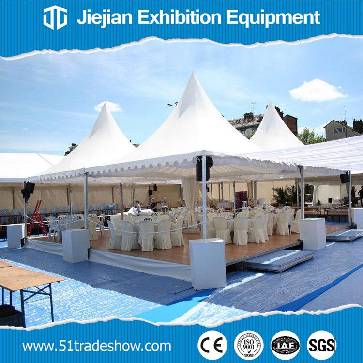 3X3m 4X4m 5X5m 6X6m 8X8m 10X10m Pagoda Tent with Floors