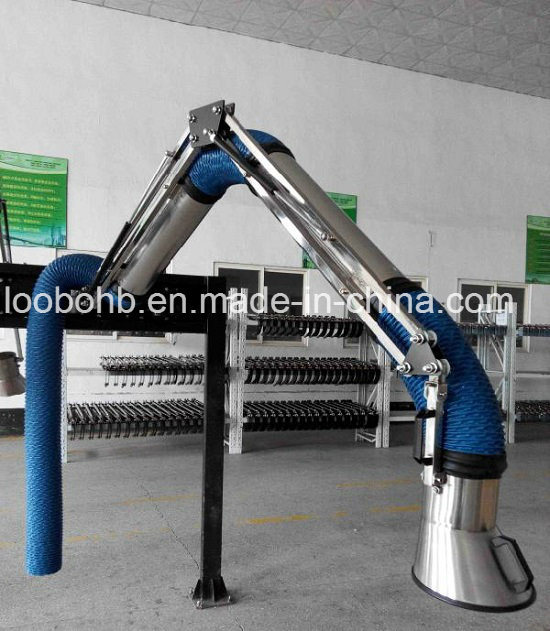 Flexible Dust Fume Suction and Exhaust Arm for Industrial Dust Collection System