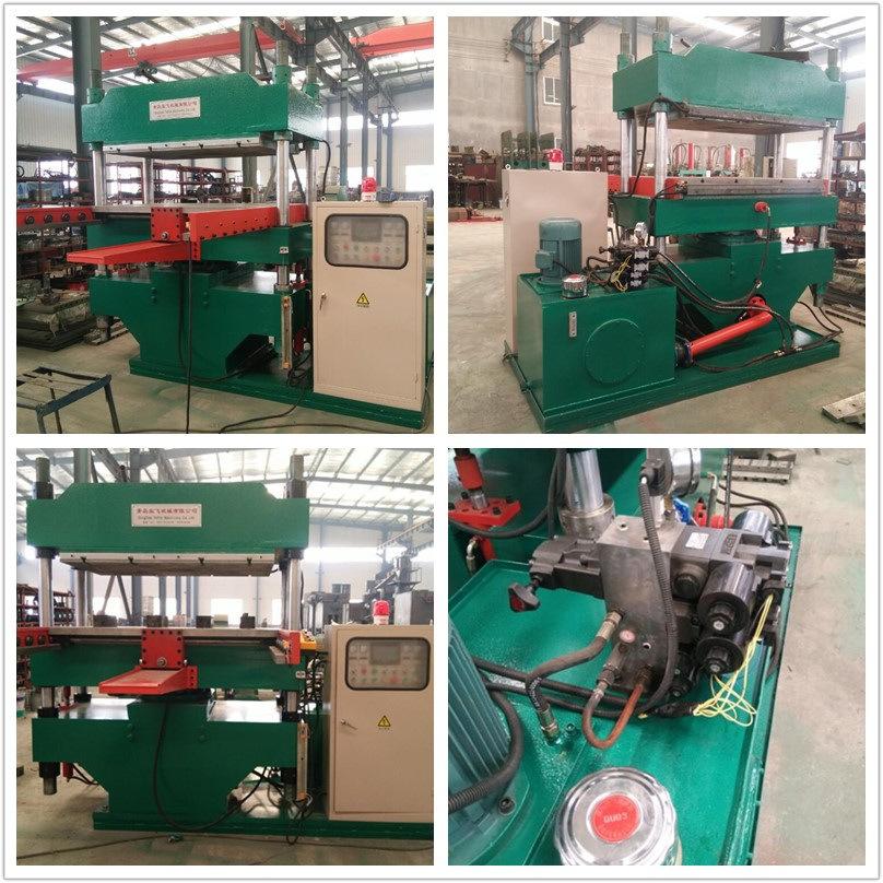 Automatic Plate Vulcanizer Press Rubber Machine