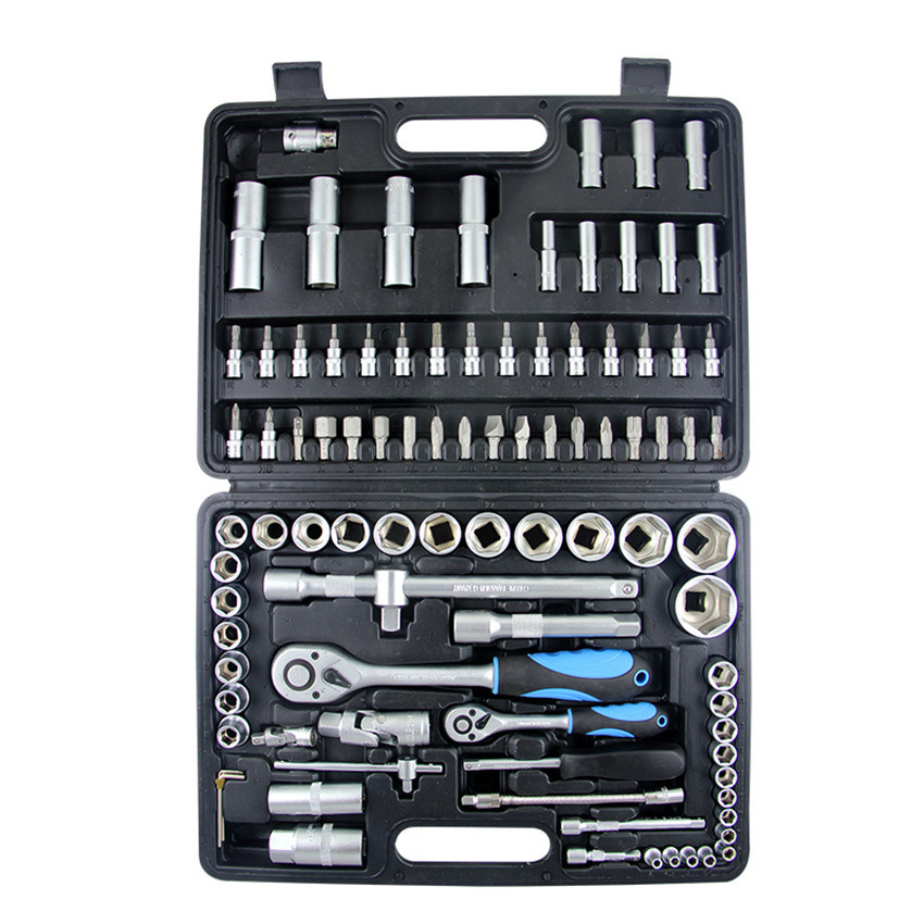 94PCS Carbon Steel Hand Tool Set