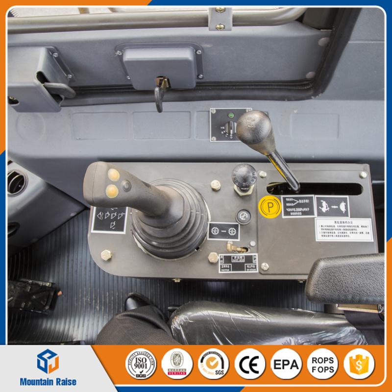 Zl50 Loading Machine Weifang Manufacturer 5t Front End Wheel Loader