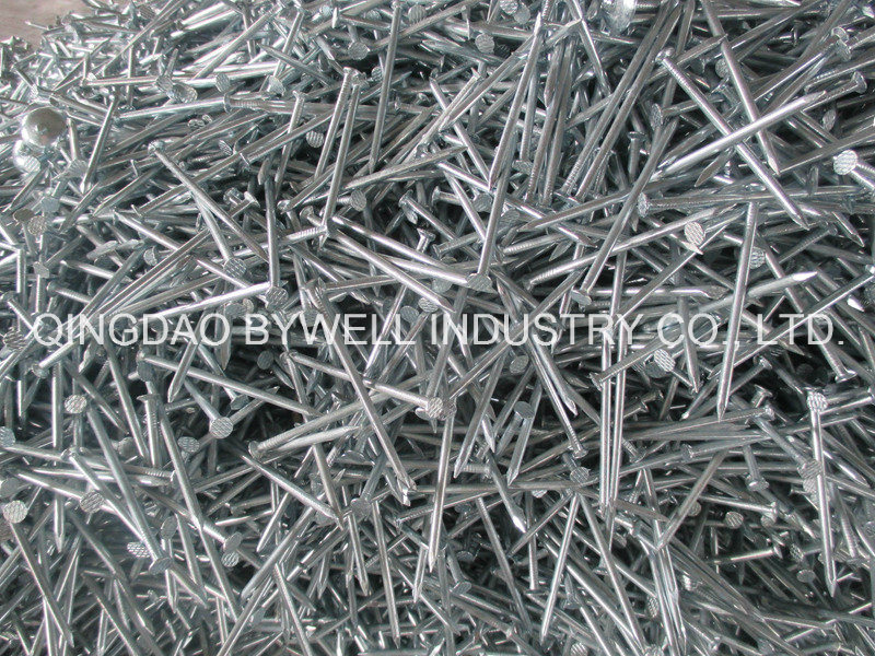Q195 or Q235 Steel Common Nails and Wire Nails with 3/8 Inch to 6 Inches