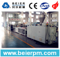 PVC/WPC Wood-Plastic Profile and Extrusion Line