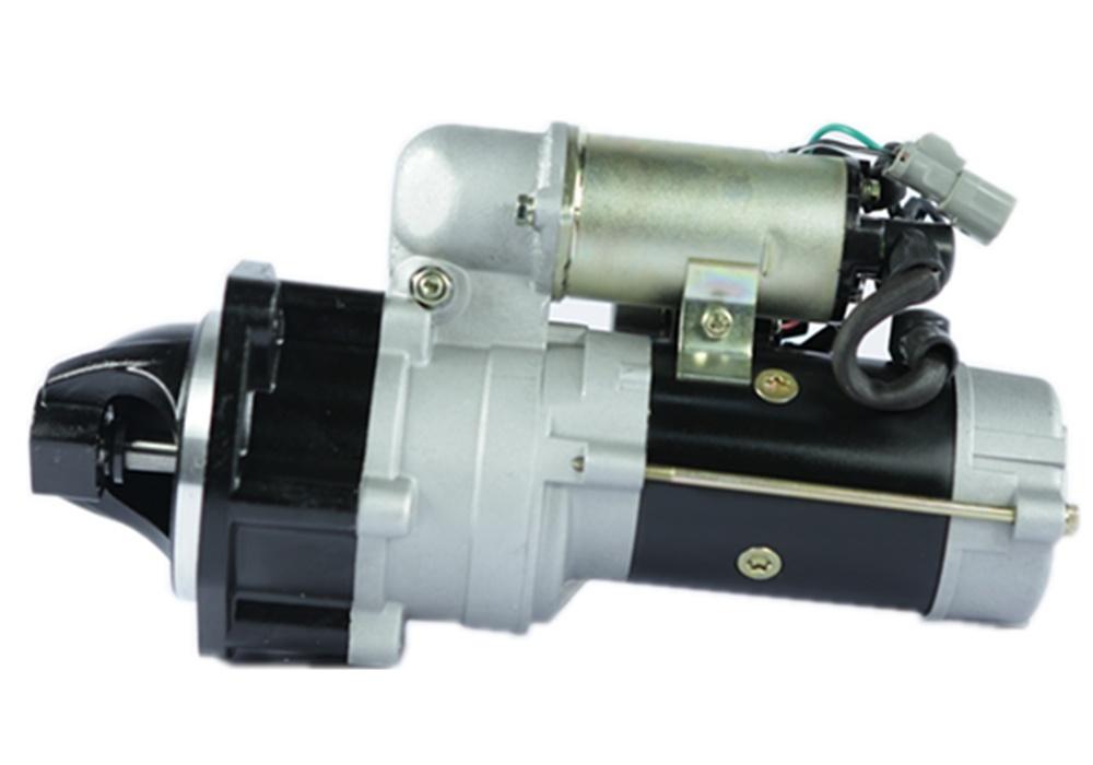 Starter Motor 600-813-4400 for Komatsu S6d95 PC200-5
