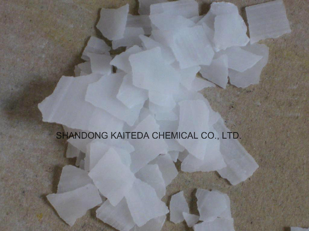 Caustic Soda Solid Sodium Hydroxide 99%Min
