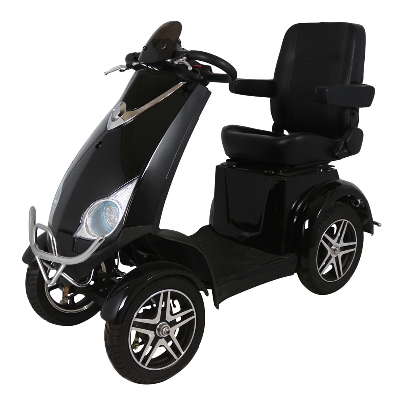 Zvgreen Hot Sales Three Wheel Electric Scooter with Safer Performance