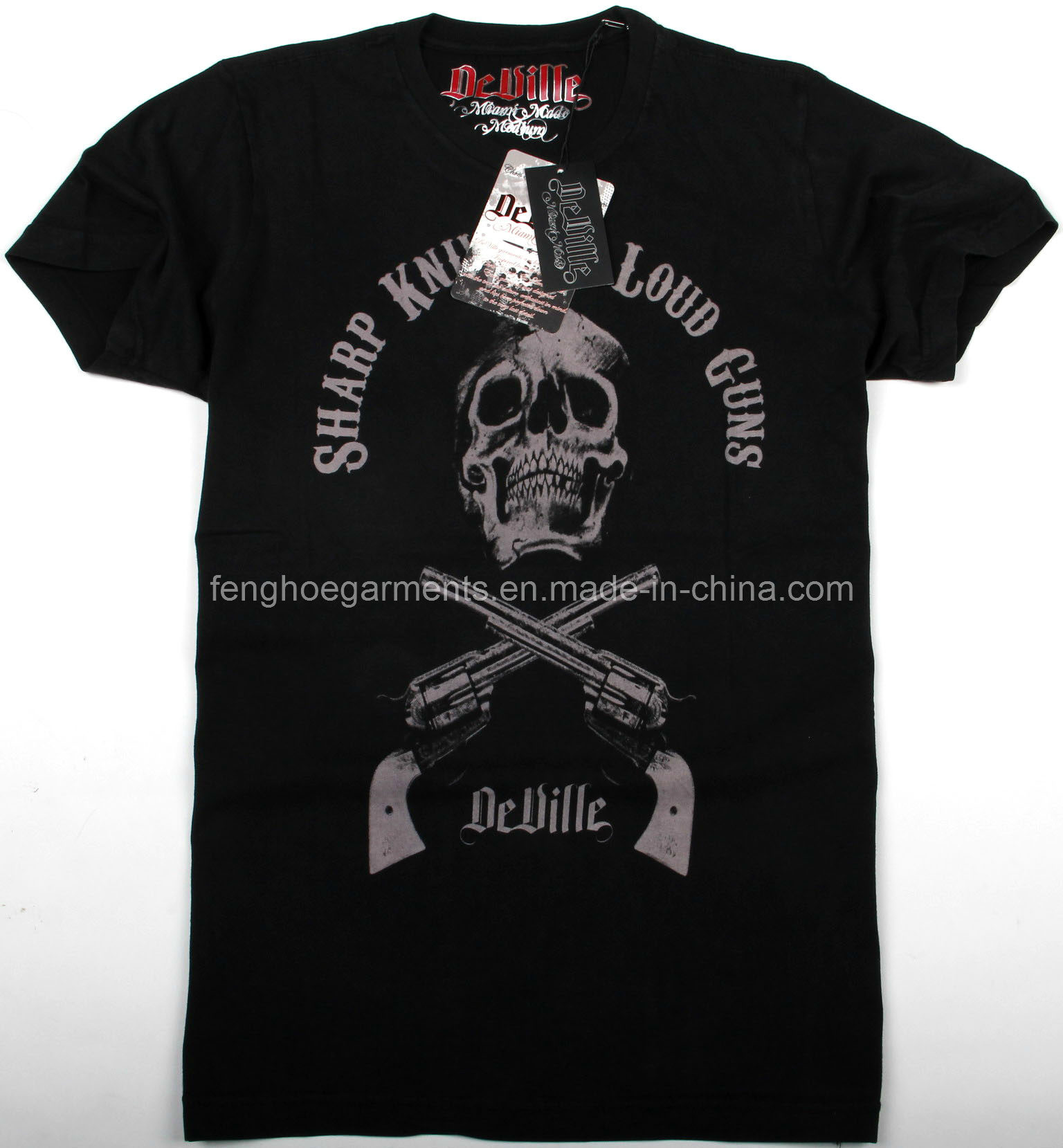 china discharge printing t shirt photos pictures made
