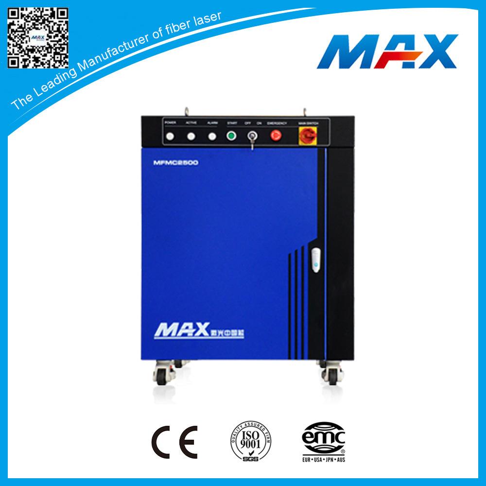 High Power 2500W Multimode Cw Fiber Laser machine for Metal Cutting