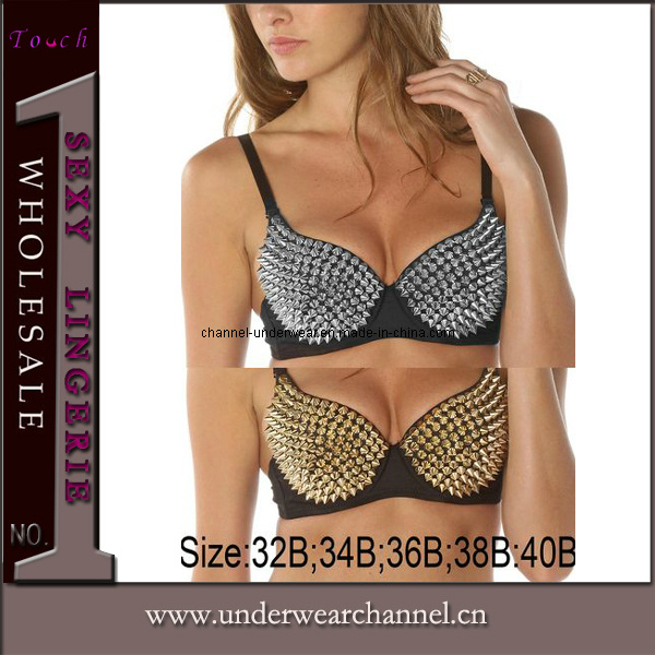 Fashion Sexy Women Club Dancing Fancy Top Bra