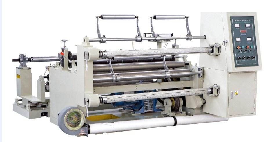 Slitting and Rewinder Machine (QFJ800-1800B)