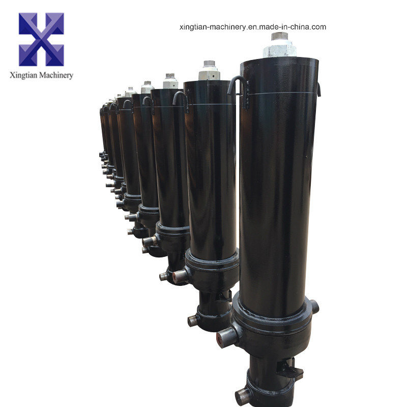 Telescopic Hydraulic Oil Cylinder with Ts16949