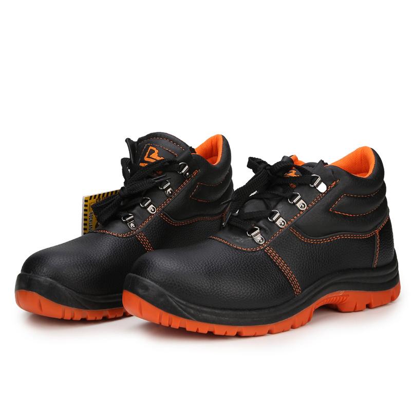 , Work Safety Shoes (PVC Injection sole/PVC Embossing lather upper)