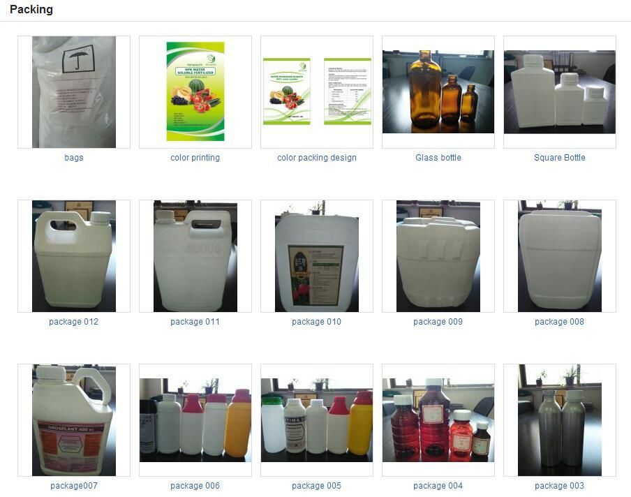 high quality herbicide 2, 4-D 720g/L SL