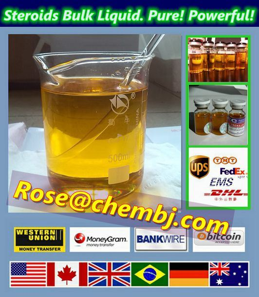 Bodybuilding 100mg/Ml Trenbolone Acetate Test Ace Semi-Finished Oil