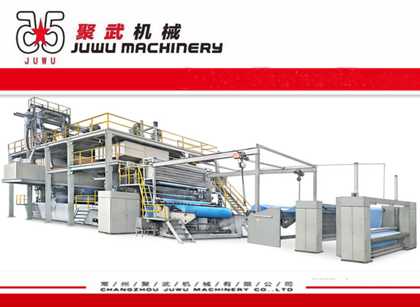 PP Single Die Spunbonded Non Woven Machine S, Ss. SSS