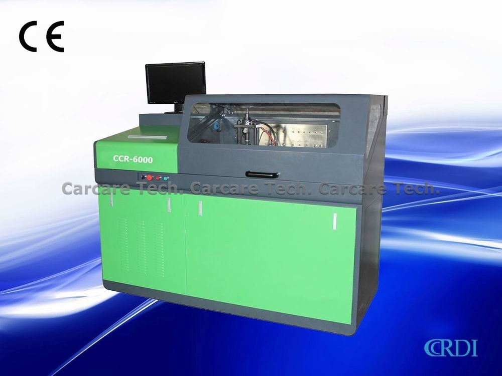 Injection Pump Test Bench for Automotive Engine Repair and Maintenance