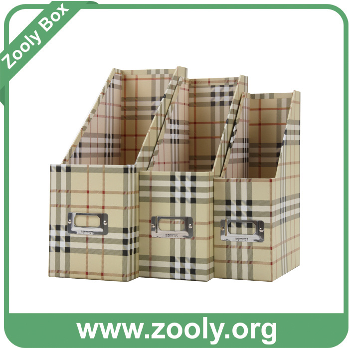 Color Printing Paper File Holder Office File Folder Holder