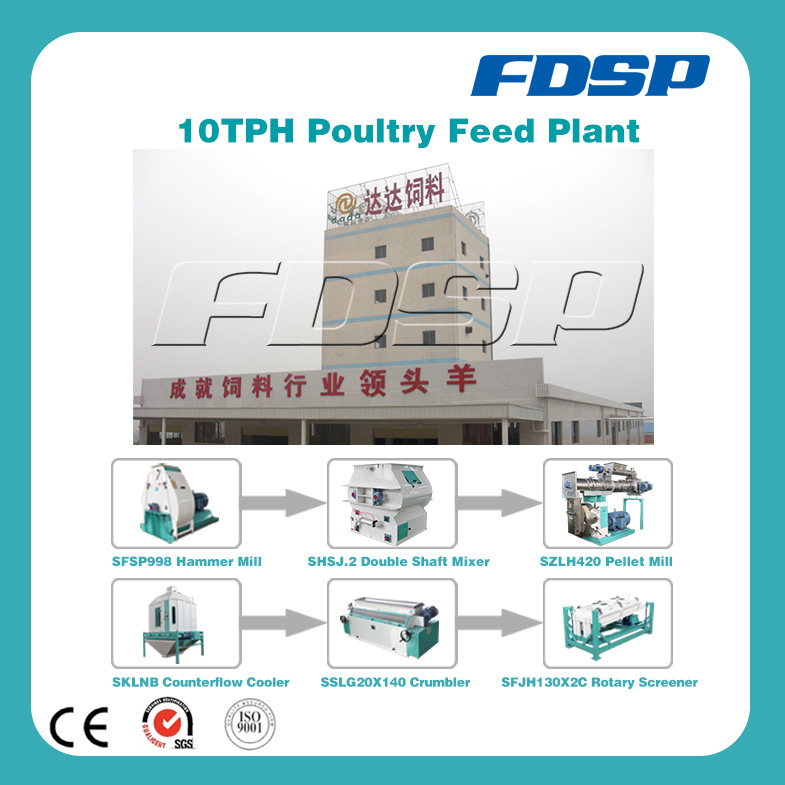 Best Low Residue Animal Feed Processing Equipment