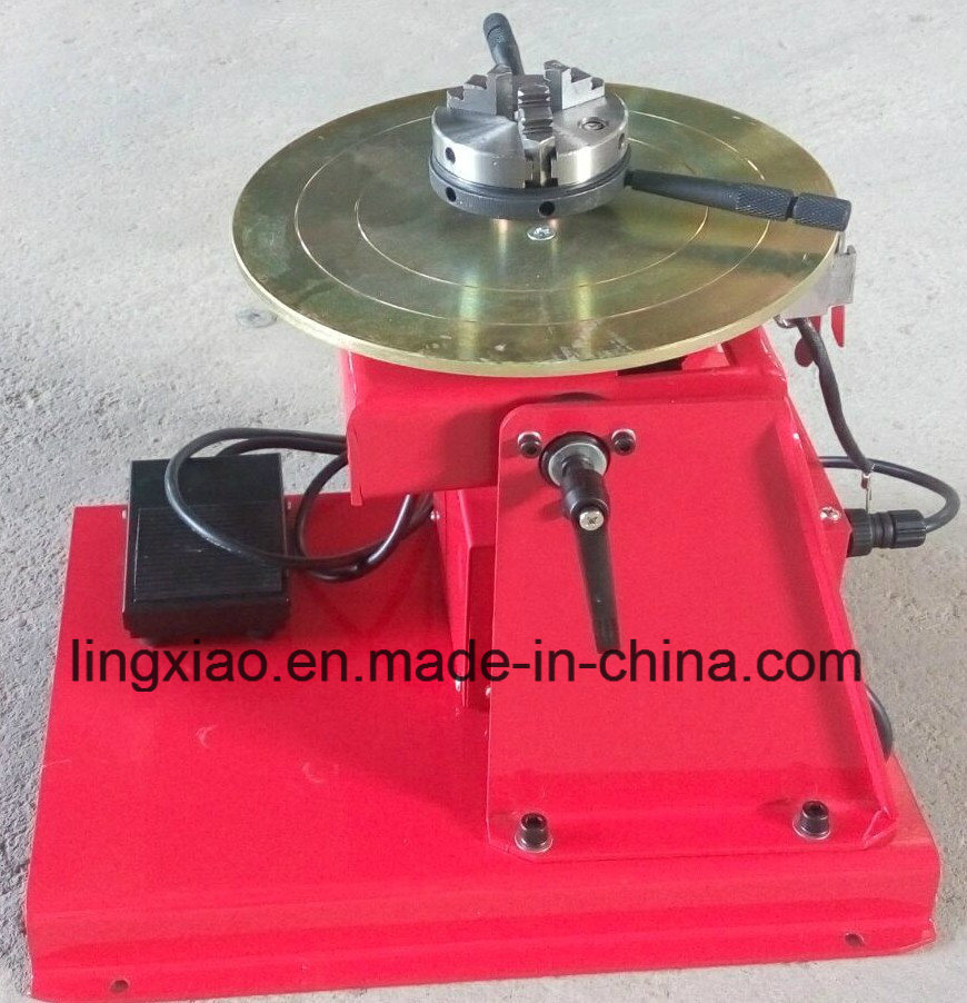 Ce Certified Welding Turning Table for Girth Welding