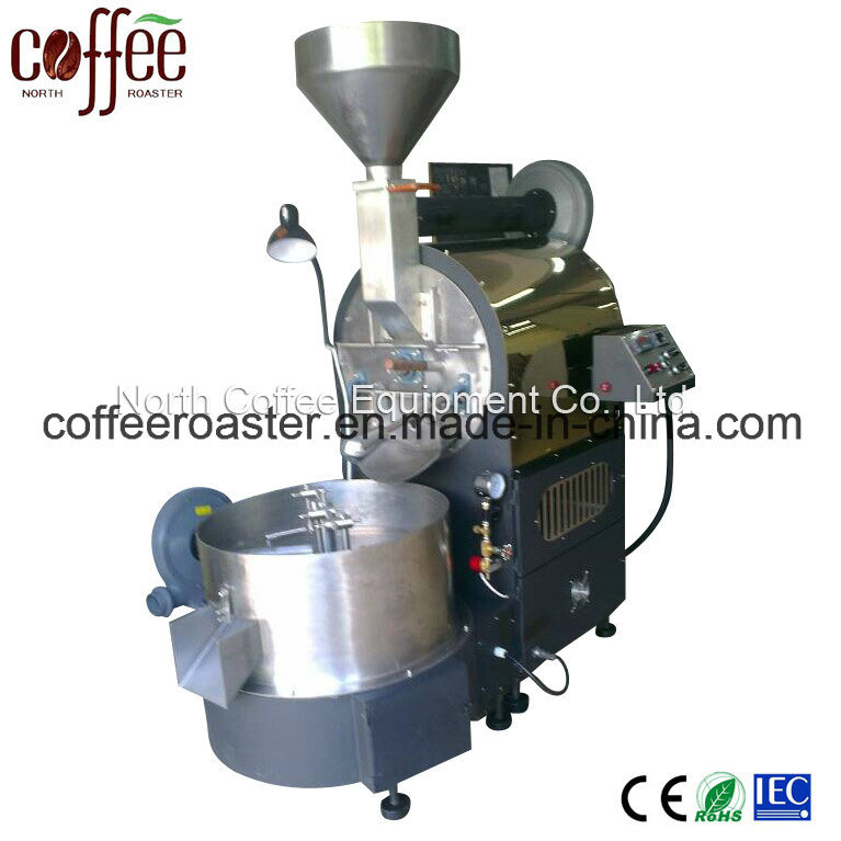 15kg Gas Coffee Roaster/15kg Coffee Bean Roasting Machine