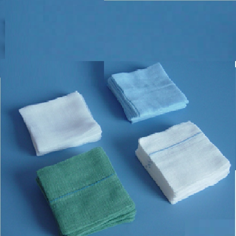Medical Sterile Absorbent Gauze Swab with/Wihtout X Ray (SC-GS001)