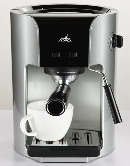 Java Semi Auto Espresso Coffee Machine