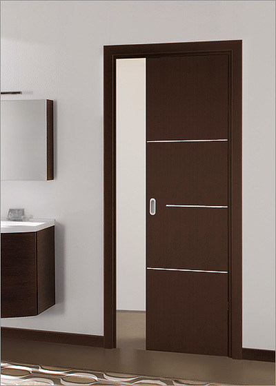 Wooden Modern Interior Door
