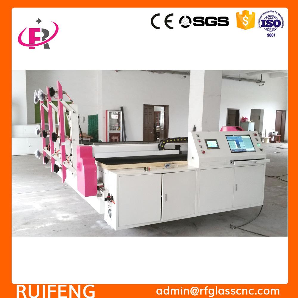 Pneumatic Cutting Heads Glass Cutting Machine (RF3826AIO)