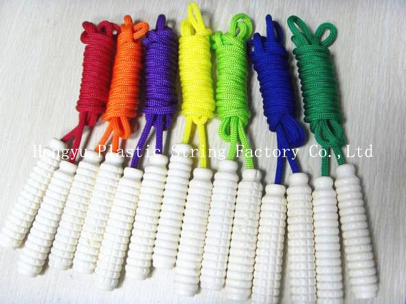 High Quality Jump Rope with Wooden Handle