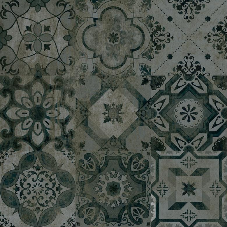 Classic Parquet Flooring Ceramic Cement Tile (GD602)