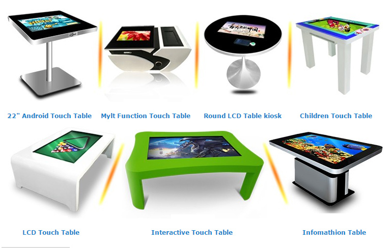 "New! ! 55""Touchscreen/IR Infrared Touch Screen/LCD Panel Android Interactive Touch Kiosk"