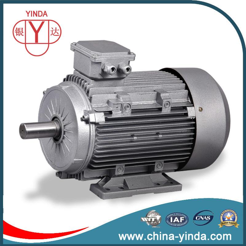 Ms Series 0.12 ~ 7.5kw Alumium Three Phase AC Motor