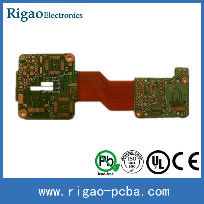 Rigid-Flex PCB with Immersion Gold