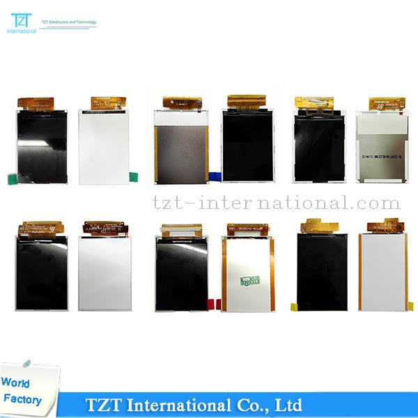 Mobile/Smart/Cell Phone LCD for 16pin/17pin/18pin/20pin/24pin/37pin/39pin Display