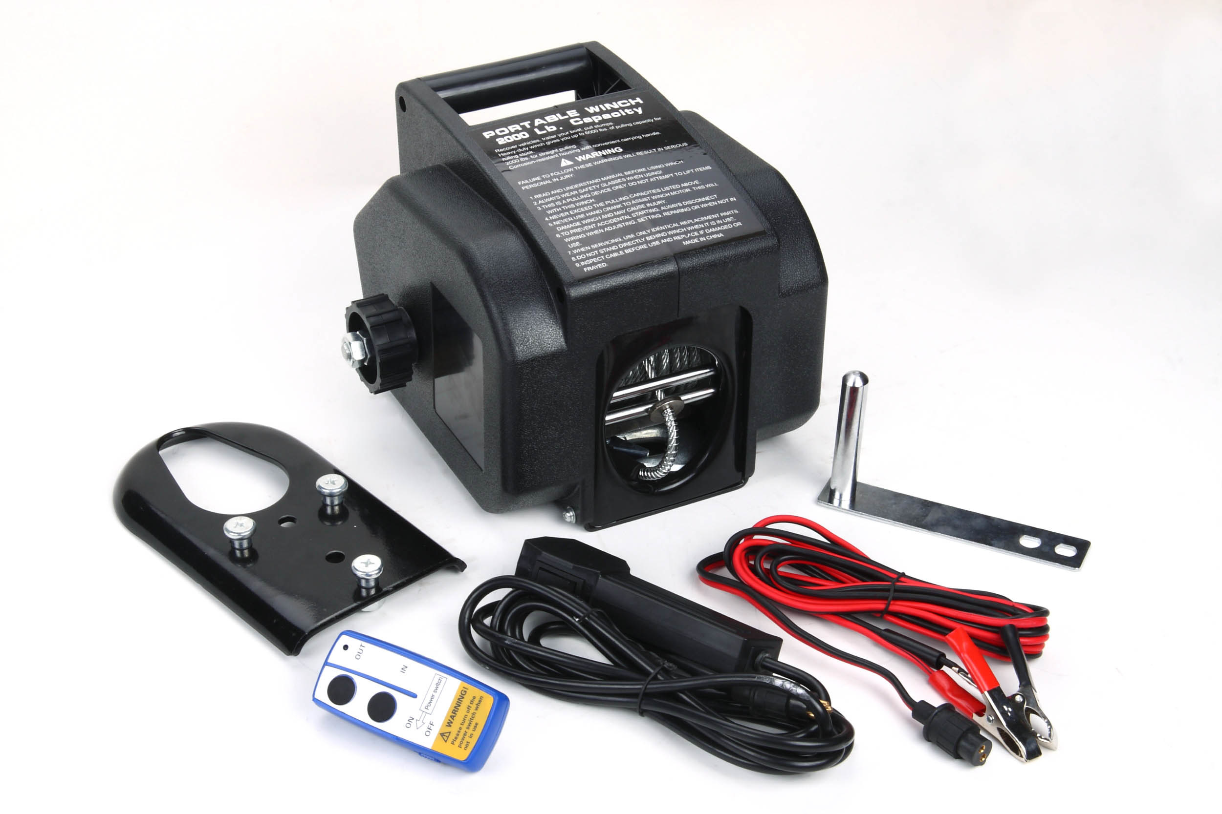 Electric Winch For Boat Trailer Wiring Diagram Operating Instructions