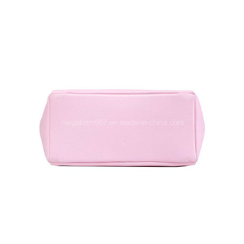 Fashion Designer Women Tote Handbag PU Leather Ladies Bag (MBNO041002)